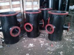 Pipe Fitting Valves - Fabricated