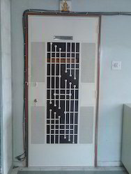 Safety Door Ashok Chakra Design At Rs 13500 Piece S