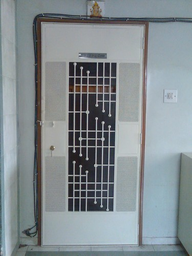 Bars N Balls Design Safety Door At Rs 14000 Piece S
