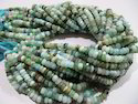 Peruvian Opal Beads Rondelle Faceted 6mm