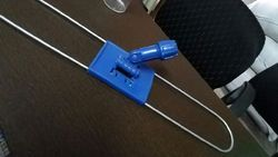 Dry Mop Folding Frame