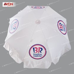 Big Advertisement Umbrella