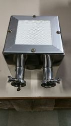 Powder Filtration Box with Hepa Filters