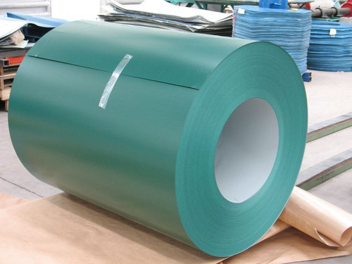 Prepainted Galvanized Steel Coil Manufacturer From Ahmedabad