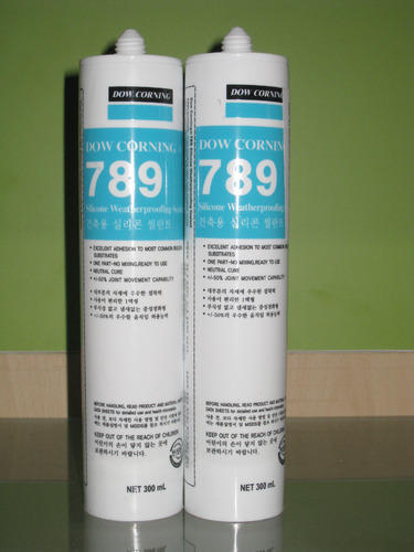 Chemical Grade Dow Corning Silicone Weatherproofing Sealant