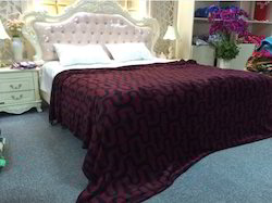 Double Bed Flannel Quilt