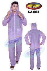 S2 Trans Rain Suit