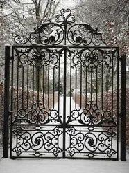 MS Gate Fabrication Service
