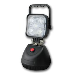 LED 15W Rechargeable Site Lamp