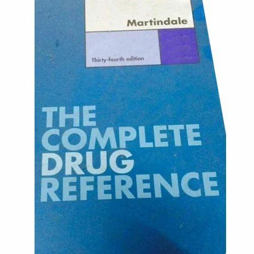Martindale Pharmacy Book