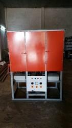 BiguarTech Fully Automatic Sugarcane Bagasse Plates Making Machine