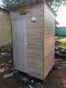 PVC Toilet Cabin
