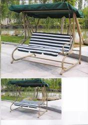 Outdoor Garden Swing Bed W