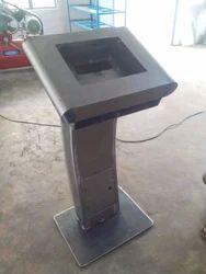 Kiosk Display Stand Fabrication