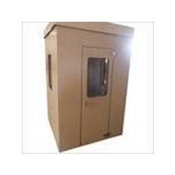Soundproof Operator Cabins