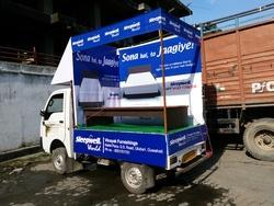 Mobile Van Promotion