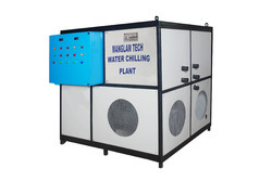 Water Chilling machine