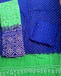 Unstitched Cotton Salwar Suits