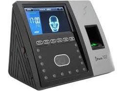 Face And Finger Based Time Attendance System, Memory Size: 3000