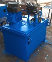 Paver Block Making Machines Hydraulic Power Pack