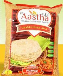 Aastha Chakki Fresh Atta for Cooking