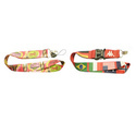 Multi Colour Lanyard Printing (dye Sublimation Lanyard)