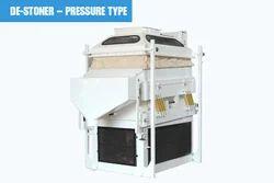 Pressure Destoner