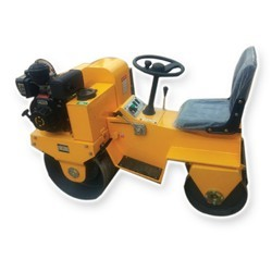 Mini Drum Roller With Seat Driver