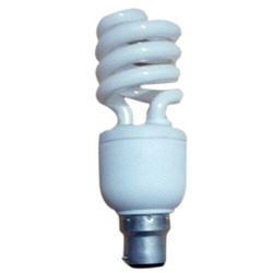 Spiral 15 W CFL Bulb