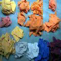 Dyed Mixing Color Hosiery Cotton Banian Bit Waste, For Cleaning Purpose, Packaging Size: 50kgs