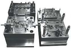 Plastic Molding, For Industrial, Packaging Type: Box