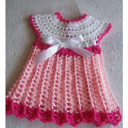 2dbb41f182c3 Crochet Frocks and Hand Knitted Baby Suit Manufacturer