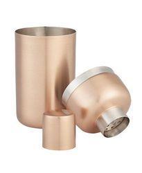Pure Copper Cocktail Shaker
