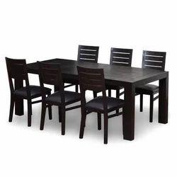 Teakwood Dining Table Set