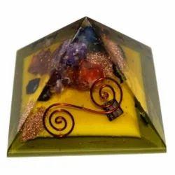 Healing Orgone Pyramid
