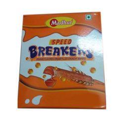 Orange Flavoured Crunchy Wafers