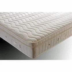 White Comfortable Spring Mattress, Size: 36X75X5