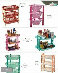 Multipurpose organiser rack