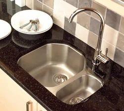 Square Undermount Kitchen Sink