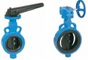 CI Butterfly Valve PN 10 with SGI Disc LO - 200 mm