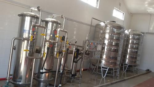 Mineral Water Plant, mineral water plant machinery - Mineral