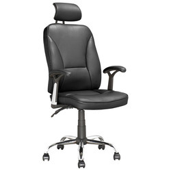Head Support Sleek Chair