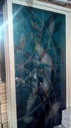 Designed Window Glass