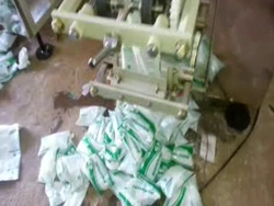 Butter Milk Pouch Packing Machine With Sensor Cutting
