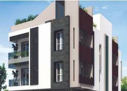 Poomalai Ruchika Apartment Construction