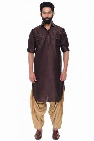 what to wear with pathani kurta