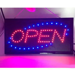 Parlor LED Sign Board