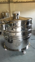 Double Deck Vibro Sifter