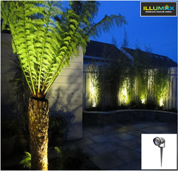 Garden Light, 3-30w, For Garden, Outdoor