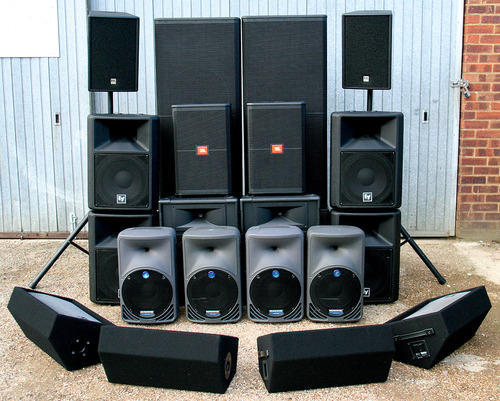 Home Theatre Amp Sound System At Rs 5000 Meter Home